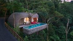 Be closer to Mother Nature without losing creature comforts at these beautiful tree houses around Thailand.