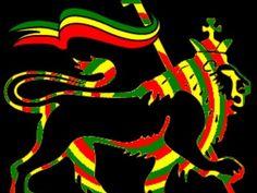 The conquering Lion of tribe of Judah - jahrastafar__i - Fotolog Rasta Art, Rasta Lion, Iron Lion Zion, Rastafari Art, Reggae Style, Nesta Marley, Rasta Colors, Tribe Of Judah, Stoner Art