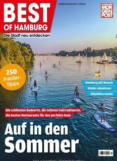 Auf in den #Sommer 😎🌞  Jetzt im Sonderheft der Hamburger Morgenpost:  #Hamburg #Baden #Fahrradtour #Restaurant #Urlaub