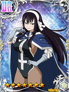 Page created with the purpose of finding and posting besides create cards of the. Fairy Tail Ultear, Fairy Tail Erza Scarlet, Natsu Fairy Tail, Fairy Tail Girls, Fairy Tail Couples, Fairy Tail Anime, Fairy Tail Characters, Anime Characters, Ultear Milkovich