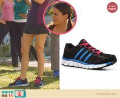 Zoe's Adidas sneakers on Hart of Dixie. Outfit Details: http://wornontv.net/26928 #HartofDixie #fashion