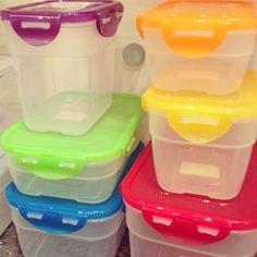 Help host Courtney Cason choose a new Lock & Lock storage set to seal her meals + brighten up her kitchen!