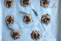 Sweet Bigas|| Cookies de chocolate negro