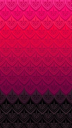 Red - Beautiful Pattern iPhone wallpapers @mobile9