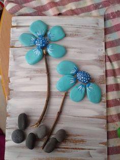 Decorative stones art - 15 wonderful project ideas   My desired home