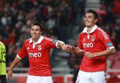Cardozo & Gaitán, Benfica - Aves, 2012/13