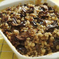Recept: Hubový kuba I Chili, Oatmeal, Good Food, Food And Drink, Soup, Rice, Beef, Cooking, Breakfast