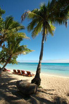 Paradise aka. Blue Lagoon Beach Resort in Fiji