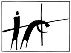 The Fifth Station - Simon Helps Jesus Carry the Cross - ClipArt Best - ClipArt Best