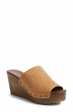 0085e11277f Hinge Agitha Platform Wedge Sandal (Women) Platform Wedge Sandals