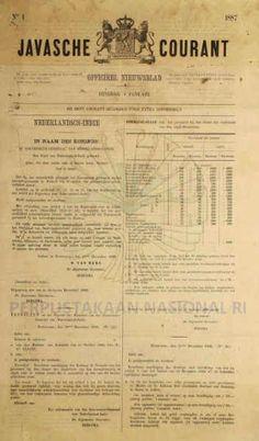 Info Berita Baru Terbaik: Ebook Javasche Courant Digital Tahun 1887 (II) Onl...