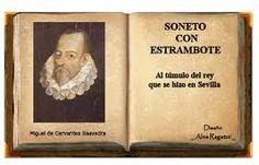 Todos conocemos a Miguel de Cervantes por su obra El Ingenioso Hidalgo Don Quijote de la Mancha, pero también fue poeta.  Aqúi ponemos un fragmento de uno de sus poemas cortos:  Cuando Preciosa el panderete toca ...   Cuando Preciosa el panderete toca  y hiere el dulce son los aires vanos,  perlas son que derrama con las manos;  flores son que despide de la boca.   www.enclase.com.mx enclase@enclase.com.mx 62789248