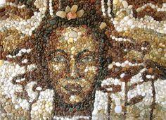 Pebble Mosaics, Dreja Novak Athena