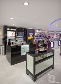 Barkers Cosmetics | Retail Design | Design and Build by JSA