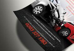 Monthly Revenue Leaflet, print design by evokeu. evokeu.com