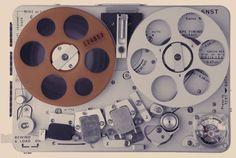 Nagra Tape Recorder, 60s