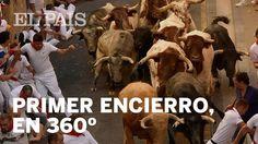 El Primer encierro de #sanfermin2017, en 360º.  http://www.ledestv.com/es/noticias/noticias-de-espana/video/el-primer-encierro-de-san-fermin-2017-en-360%C2%BA.-mueve-la-camara-tu-mismo./3658  #FelizFinde #Encierro1TVE #SF2017 #Sanfermin  #Pamplona #sanfermines