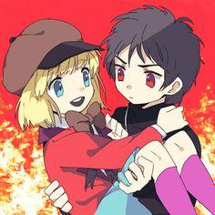 Happy couple in hell by yoyterra on deviantART