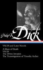 Original brain damage from the late drug-fuelled Philip Dick
