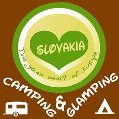 Camping & Glamping Slovakia - The green heart of Europe www.campingslovakia.eu