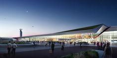 Kutaisi International Airport Extension - UNStudio