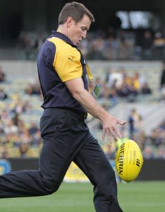 8522a146c6c Well done to Woosha on becoming West Coast Eagles' longest serving coach -  a true · Australian Football LeagueBest ...
