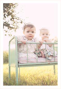 not quite newborns, but cute!