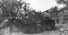 Panzer V Panther en Normandía | Tanks WW2 | Pinterest | Gepanzerte fahrzeuge, Militär und Weltkrieg