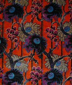 French art deco pattern