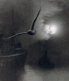 Bill Brandt, um 1940.