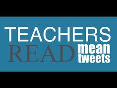 Mean Tweets: Teacher Edition