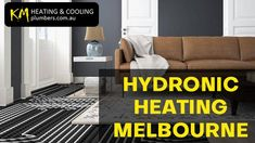 Hydronic Heating, Heating And Cooling, Melbourne, Cool Stuff