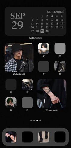 iOS 14 K-pop Home Screens - STRAPHIE