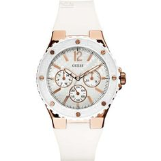 Guess Ladies Overdrive Rose Gold Tone Chronograph Watch - W10614L2 - £119.21 - View this watch here: http://www.nigelohara.com/guess-ladies-overdrive-rose-gold-tone-chronograph-watch-w10614l2-pid19268.html Or view our full Guess watch range here: http://www.nigelohara.com/guess-watches/