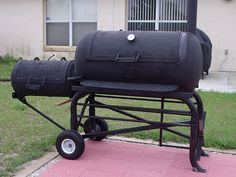 homemade bbq smokers plans - Google Search