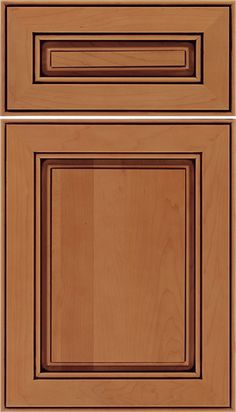 Southwestern Kitchen Cabinets santa fe door style~ color/finish toffee -a little style to your