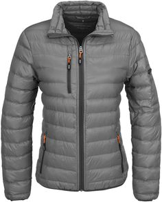 Elevate Scotia Ladies Light Down Jacket - High End Fashion Jackets for your Corporate Uniform