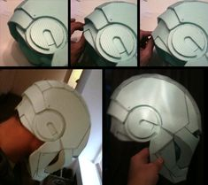 IRONMAN Easy Cut FOAM building You are in the right place about DIY Costume mermaid Here we offer you the most beautiful pictures about the DIY Costume last minute you are looking for. Iron Man Cosplay, Cosplay Armor, Foam Crafts, Diy And Crafts, How To Make Iron, Cardboard Costume, Foam Carving, Mermaid Diy, Mermaid Makeup