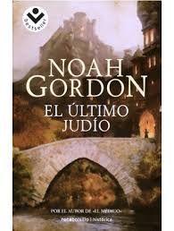Resultado de imagen de El último judío (Noah Gordon)