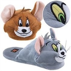 Tom and Jerry Slippers for Men