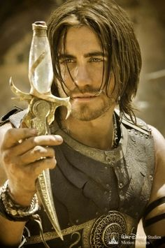 Prince Dastan... I'd marry him! #princeofpersia