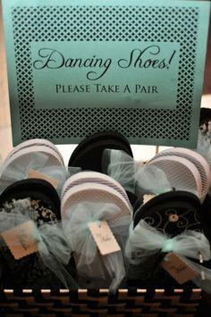 "@Chelsea Blair  Cute for wedding.....""Flip flops Flip flops Flip flops"