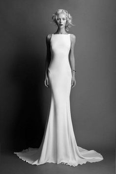 Wedding gown 653