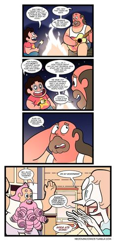 Steven Universe: Grose by Neodusk Doesn't make sense(if that could even happen) but it's the best!!! XD