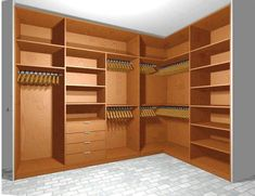 Modern Ideas Of Arrange and Design The Wardrobes and Closets - Architecture & Design