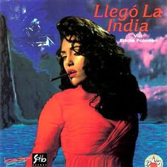 La India, Puerto Rican salsa singer