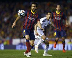 Manchester United prepare £30m bid for Cesc Fabregas.