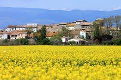 Le village de Saint-Couat-d'Aude