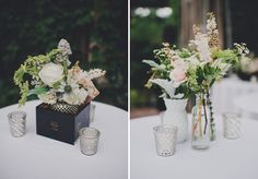Intimate French-Inspired Wedding in Seattle: Kelsey + Bastien