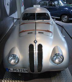 BMW 328 Mille Miglia Touring Coupé (1939)